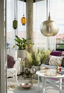 Balkon Gestalten Orientalisch : 33 ideen wie sie den kleinen balkon gestalten k nnen balkonm bel balkonpflanzen ~ Eleganceandgraceweddings.com Haus und Dekorationen