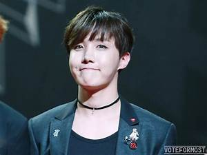 Jung Hoseok - Most Handsome Man in the World 2017 Poll