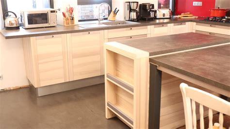 sol cuisine béton ciré cuisine beton cire cheap concrete countertop kitchen ilt