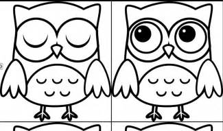 baby owl coloring pages coloring home