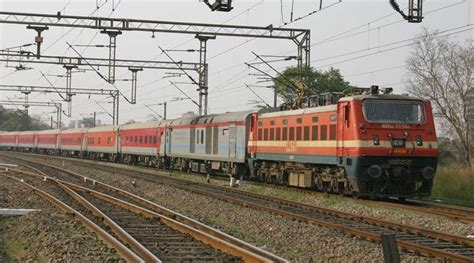 Delhi To Mumbai Train Mumbai To Delhi In 13 Hours Railways To Upgrade Existing