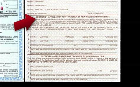 How To Sell Your Car Hawaii Certificate Car Title