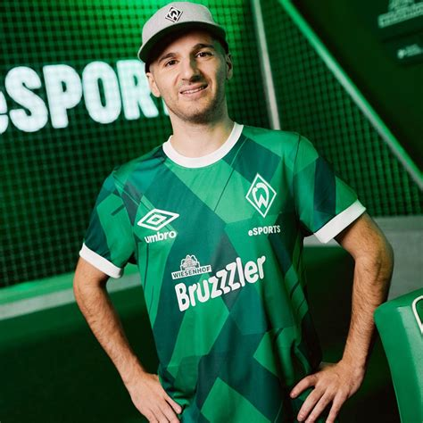 Abdelhak nouri vs werder bremen Werder Bremen 2020-21 Umbro eSPORTS Jersey   20/21 Kits ...