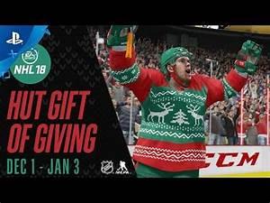 EA SPORTS NHL 18 – HUT Christmas