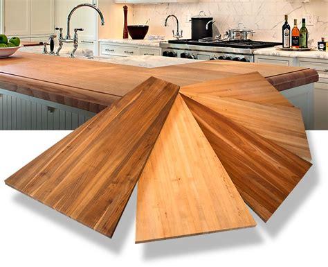 comptoir de cuisine en bois comptoirs de cuisine cuisines mélabois