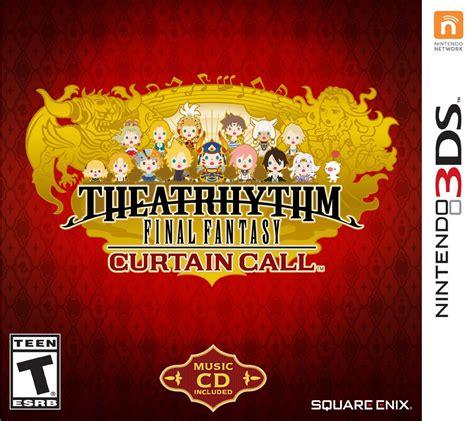 Theatrhythm Curtain Call by Theatrhythm Curtain Call Review