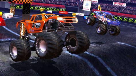 monster truck games video monster truck destruction macgamestore com