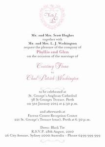 formal wedding invitation wording couple hosting wedding With wedding invitations wording when the couple is hosting