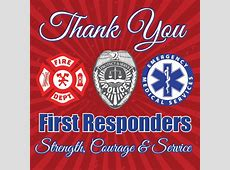 FIRST RESPONDERS & THEIR FAMILIES ARE FREE ALL DAY