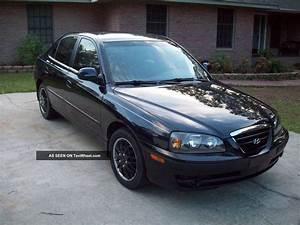 2005 Hyundai Elantra Gls Sedan 4