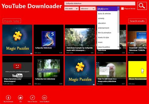 Download Free Instant Downloader for Youtube 1.5.2.0