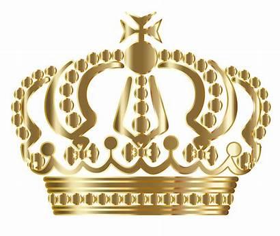 Crown Vector Transparent Golden Illustration Corona Clipart