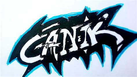 keren  membuat graffiti kata cantik youtube