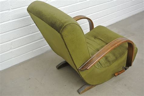 Banana Shaped Rocking Chairs by 1930 S Bentwood Banana Rocking Chair Home Alchemy