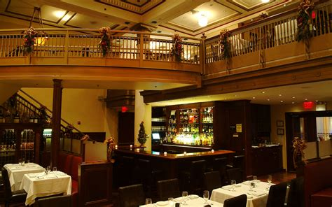 Central Fireplace by The Five Best Steakhouses In Manhattan Get Your Grub On