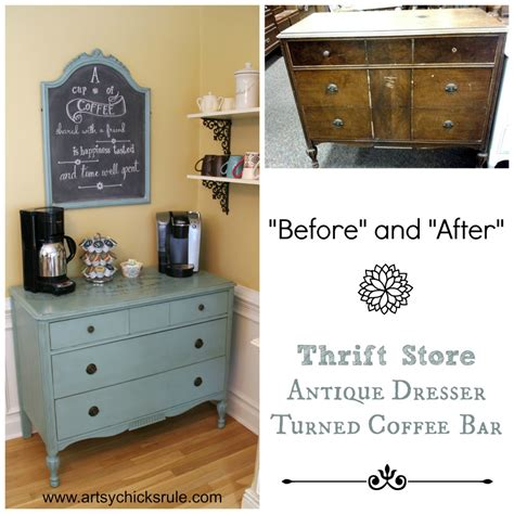 sloan kitchen cabinets before and after quot coffee bar quot server w shelves it moved artsy rule 174 9696