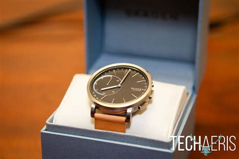 Hagen Connected Hybrid Smartwatch Review Basic Smart