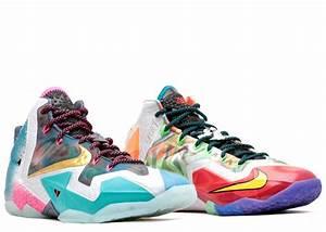 "Lebron 11 Premium ""what The Lebron"" - Nike - 650884 400 ..."