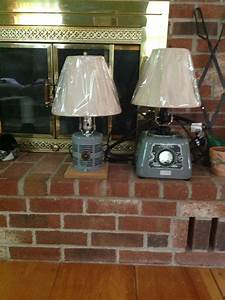 My Two Voltbox Lamps Back Together