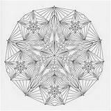 Knitpicks Mandalas Coloring Knitting Dream Pages sketch template