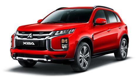 2020 mitsubishi outlander sport auto shows 2020 mitsubishi outlander sport gets another