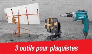 Outils De Plaquiste : 3 outils pour plaquiste le blog debonix ~ Edinachiropracticcenter.com Idées de Décoration