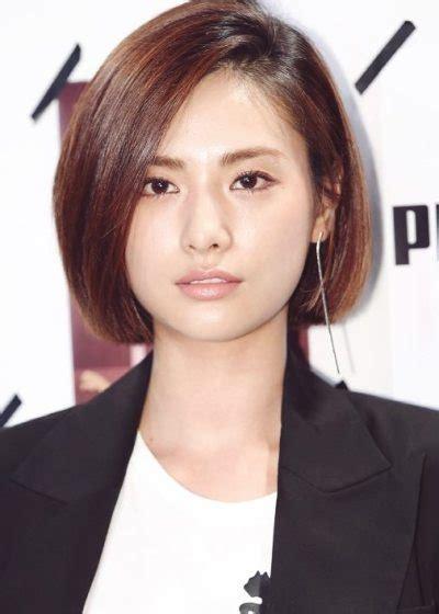 korean actress short hairstyles