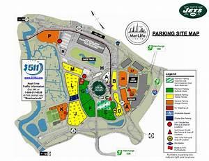 Metlife Stadium Parking