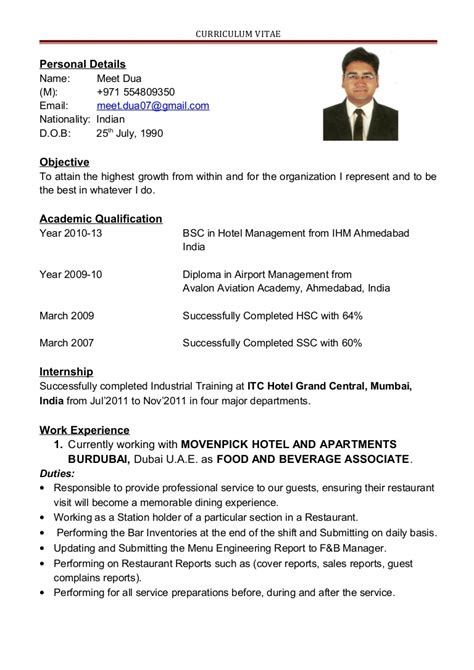 Piping Construction Supervisor Resume by Meet Dua Cv