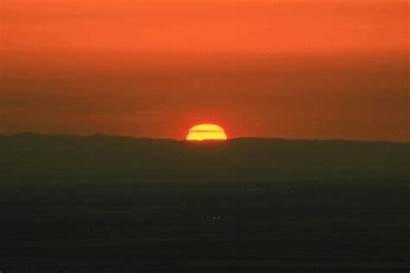 Sunrise Animation Mountain Nature Gifs Animated Sun