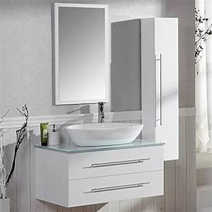 Badezimmer Komplett Set : badezimmer komplett set badm bel inkl waschbecken armatur waschbeckenunterschrank ~ Markanthonyermac.com Haus und Dekorationen