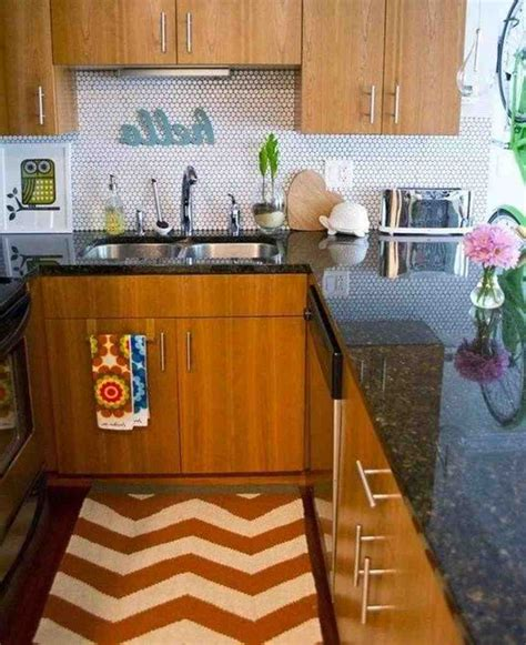 Home Design Ideas For Small Apartments by Small Apartment Kitchen Decorating Ideas Decor