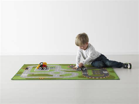 ikea tappeto gioco tappeti per bambini le foto living corriere