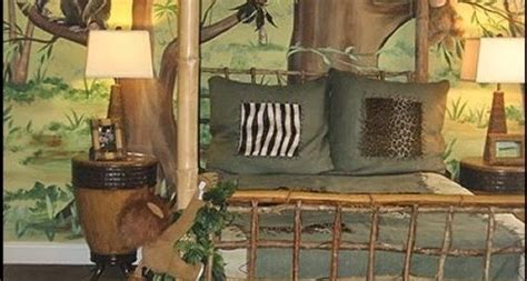 Decorating Theme Bedrooms Maries Manor Jungle Designs Chaos