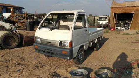 Daihatsu 4x4 Mini Truck For Sale by Daihatsu Hijet 1992 Light Duty Trucks