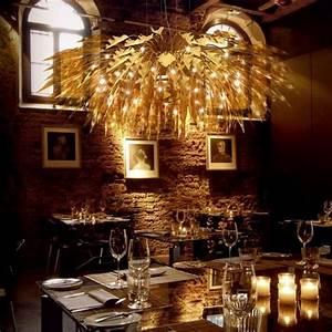 Grand Lustre Design : 20 luminaires absolument extraordinaires par yellow goat ~ Melissatoandfro.com Idées de Décoration