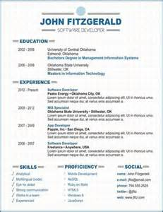 creative bold resume 12 great creative resume for professional 2016 slebusinessresume