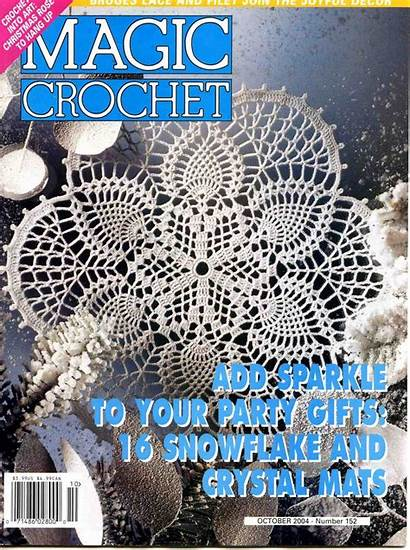 Crochet Magic Patterns Books Picasa Albums Magazine