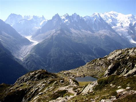 du mont panoramio photo of massif du mont blanc