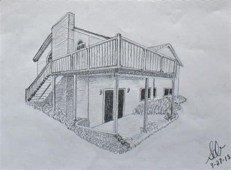 Haus Perspektivisch Zeichnen by February 2014 E Brown