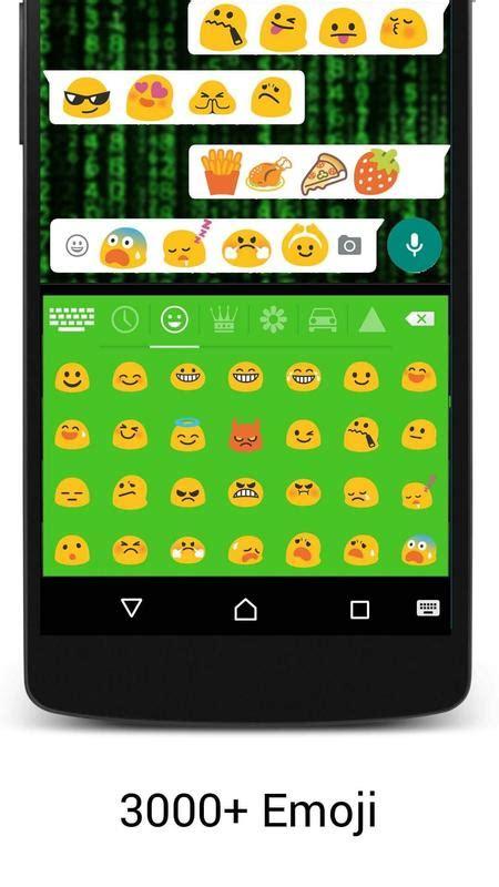 neon matrix emoji keyboard apk baixar gr 225 tis ferramentas aplicativo android apkpure