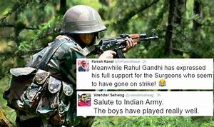 Surgical strike in Pakistan: How twitterati in India ...