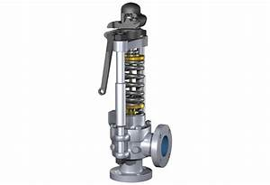 Consolidated 1700 Series Safety Valve