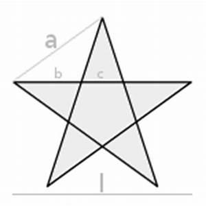 Flächeninhalt Fünfeck Berechnen : pentagramm geometrie rechner ~ Themetempest.com Abrechnung