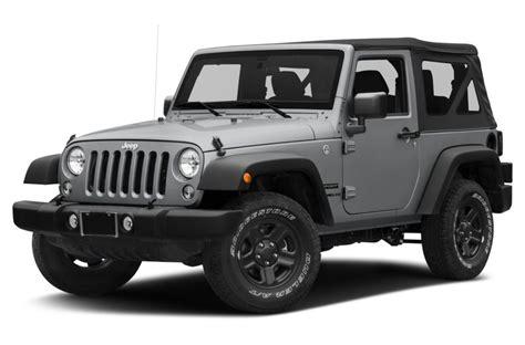 2017 Jeep Wrangler Overview Carscom