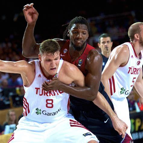 usa basketball  turkey  score  highlights