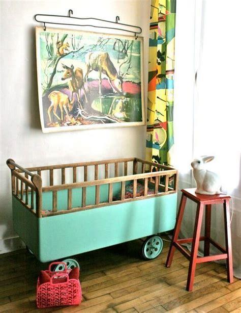 chambre bébé retro chambre d enfant vintage jool décoratrice d