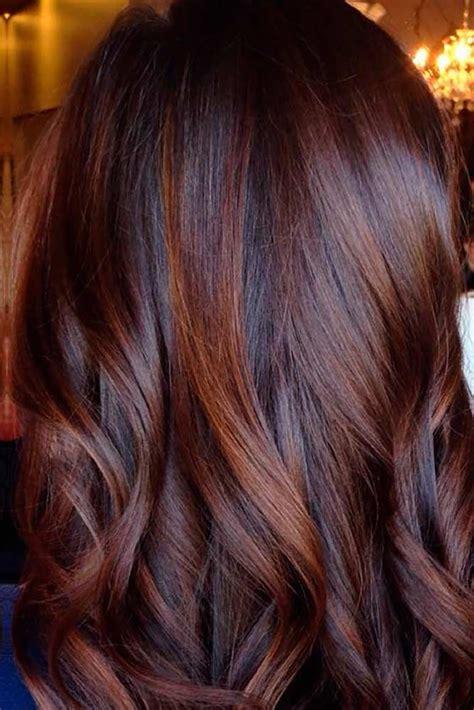 Hair Colors Gallery by Best 25 Hair Colors Ideas On Trending