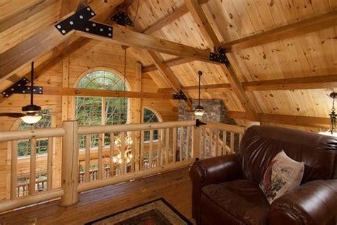 pennsylvanias timberhaven log timber homes