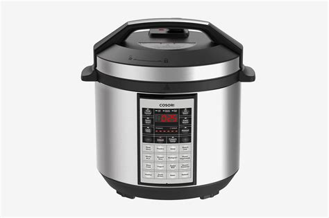 pressure cooker cookers cosori programmable electric multi quart functional stainless steel